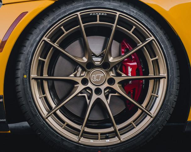 VR Forged D03-R Wheel Satin Bronze 20x9.5 +37mm 5x112