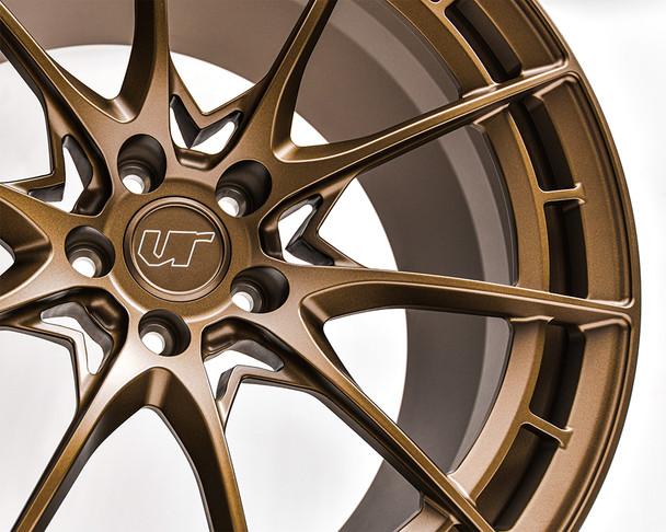 VR Forged D04 Wheel Satin Bronze 20x11 +37mm 5x120