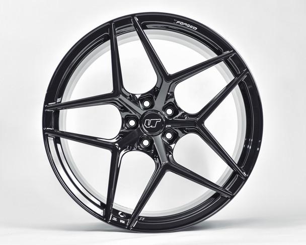VR Forged D04 Wheel Gloss Black 21x12 +35mm 5x112