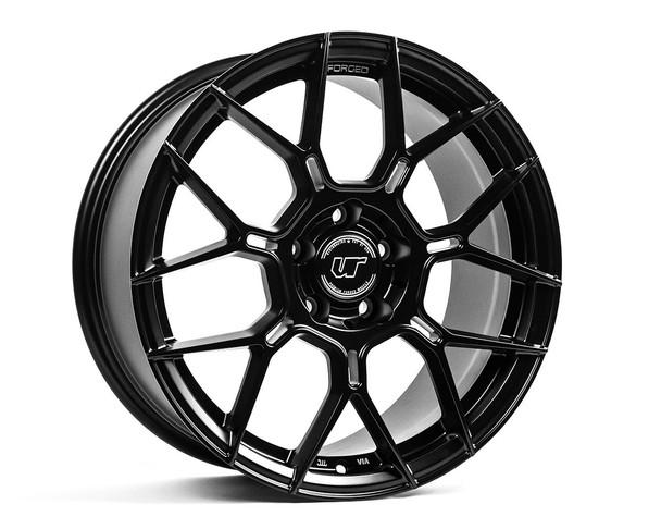 VR Forged D09 Wheel Matte Black 18x8.5 +44mm 5x112