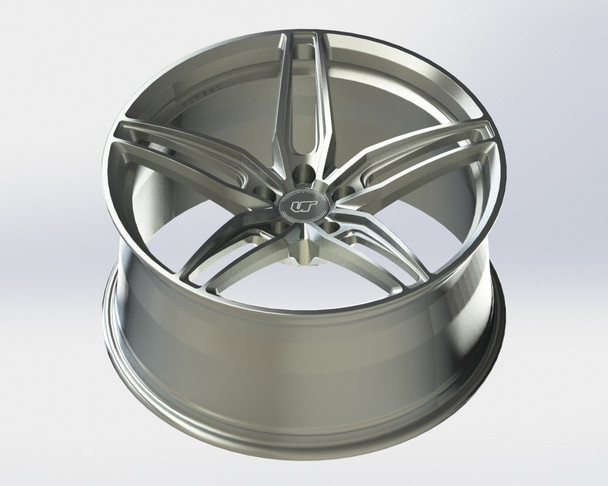VR Forged D10 Wheel Brushed 20x11 +37mm 5x120