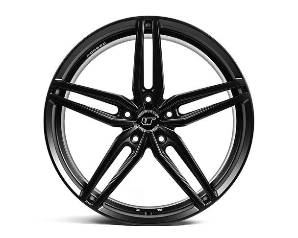 VR Forged D10 Wheel Matte Black 20x11 +43mm 5x112