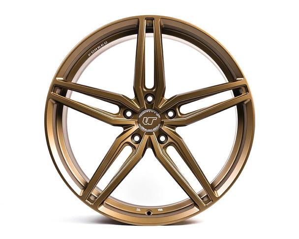 VR Forged D10 Wheel Satin Bronze 20x11 +43mm 5x112
