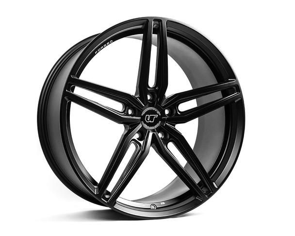 VR Forged D10 Wheel Matte Black 22x11.5 +59mm 5x130