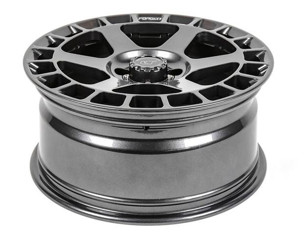 VR Forged D14 Wheel Gunmetal 17x8 +30mm 5x108