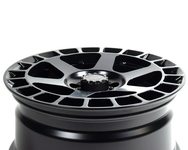 VR Forged D14 Wheel Matte Black 17x8.5 -1mm 5x127