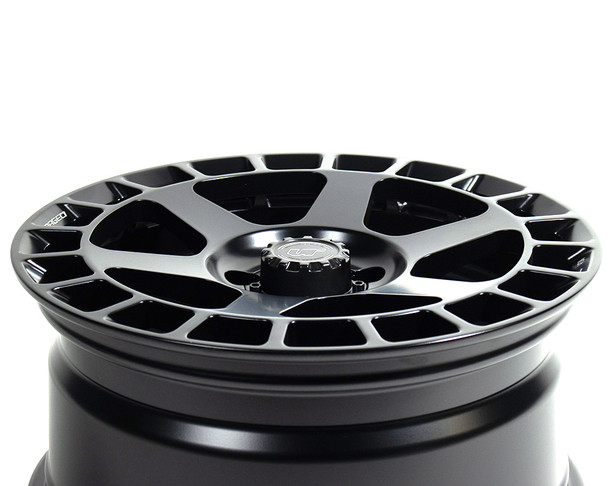 VR Forged D14 Wheel Matte Black 17x8.5 -8mm 6x139.7