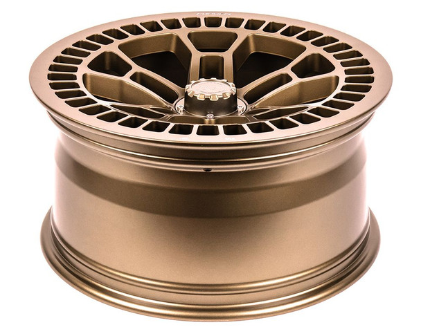 VR Forged D02 Wheel Package Ford Raptor   F-150 20x9 Satin Bronze