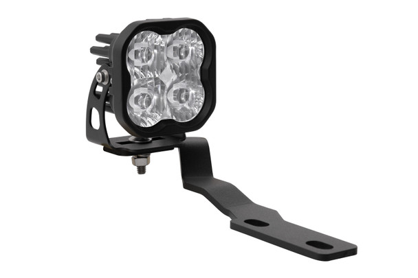 Diode Dynamics SS3 LED Ditch Light Kit for 2016-2021 Toyota Tacoma, Sport White Combo