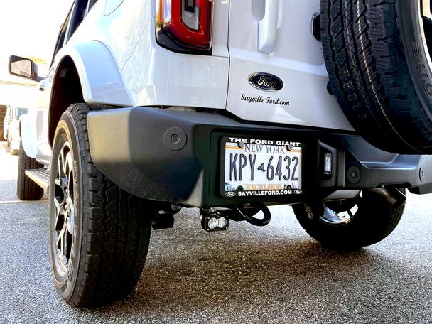 2021+ Ford Bronco Reverse Kit (w/Baja Designs)