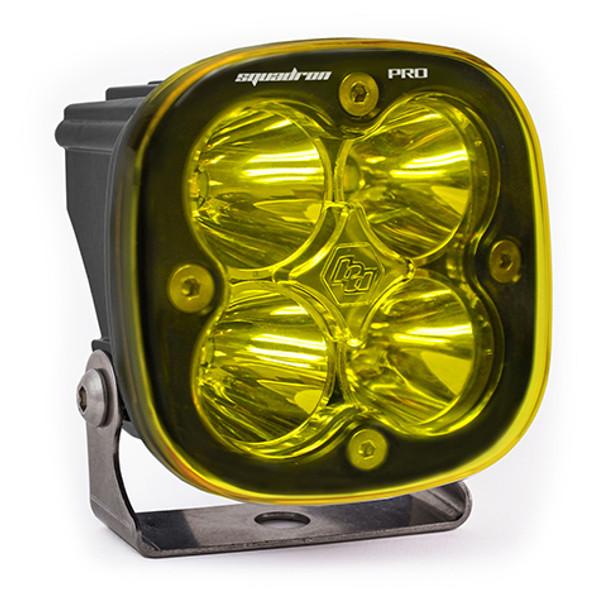 Baja Designs Squadron Pro, LED Spot, Amber