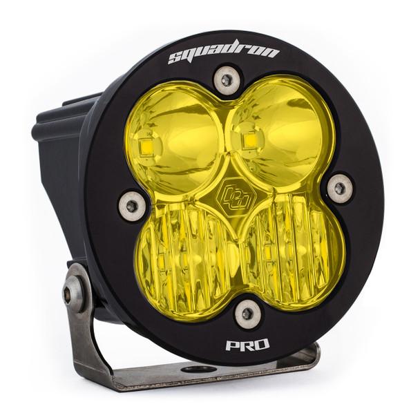 Baja Designs Squadron-R Pro, LED Driving/Combo, Amber