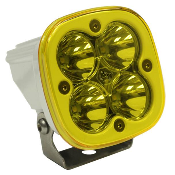 Baja Designs Squadron Sport, White, LED Spot, Amber