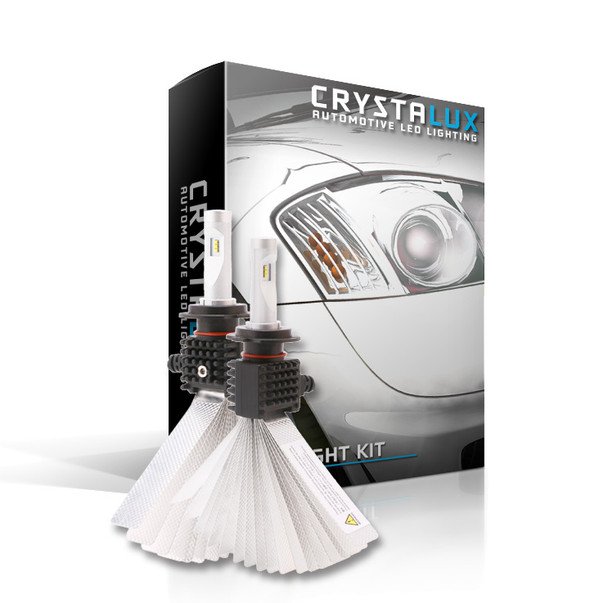 CrystaLux G9 Series LED Headlight/Fog Light Conversion Kit