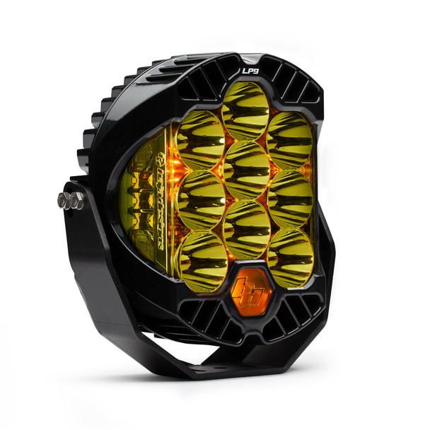 Baja Designs LP9 Pro, LED Spot, Amber