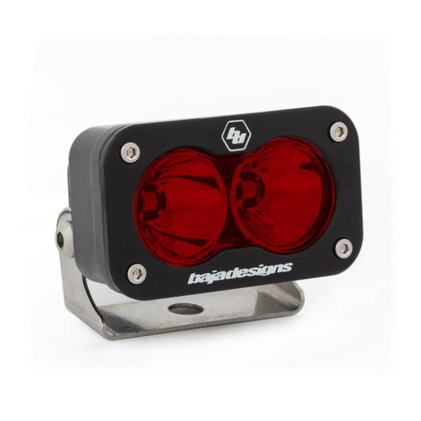 Baja Designs S2 Sport, LED Spot, Red