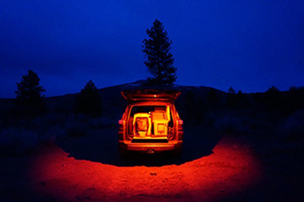 Baja Designs LED Rock Light, Red