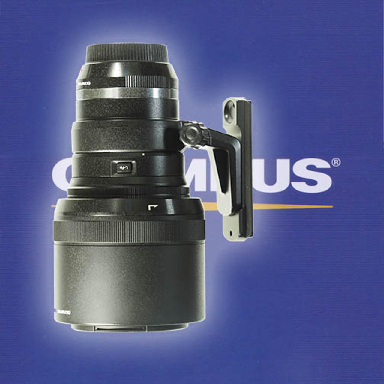 OLP-40 Custom Foot; Olympus 40-150 f/2.8 m4/3