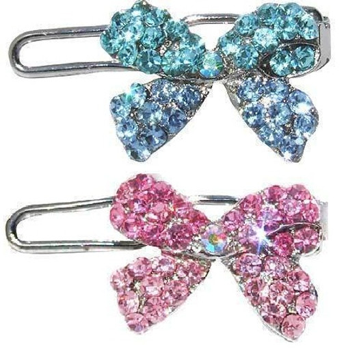 Swarovski Mini Ribbon Clip
