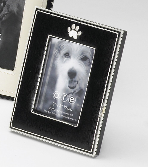 Black 2 x 3 Photo Frame