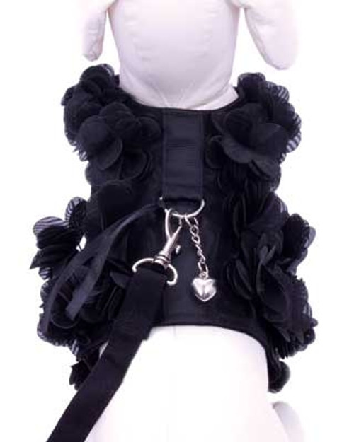 Black Tamika Harness