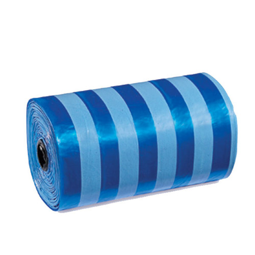 Blue Stripes Replacement Waste Bags
