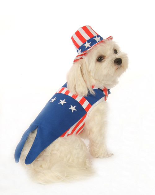 Patriotic Pet Costume
