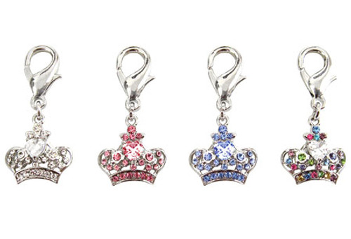 Princess Crown Charms