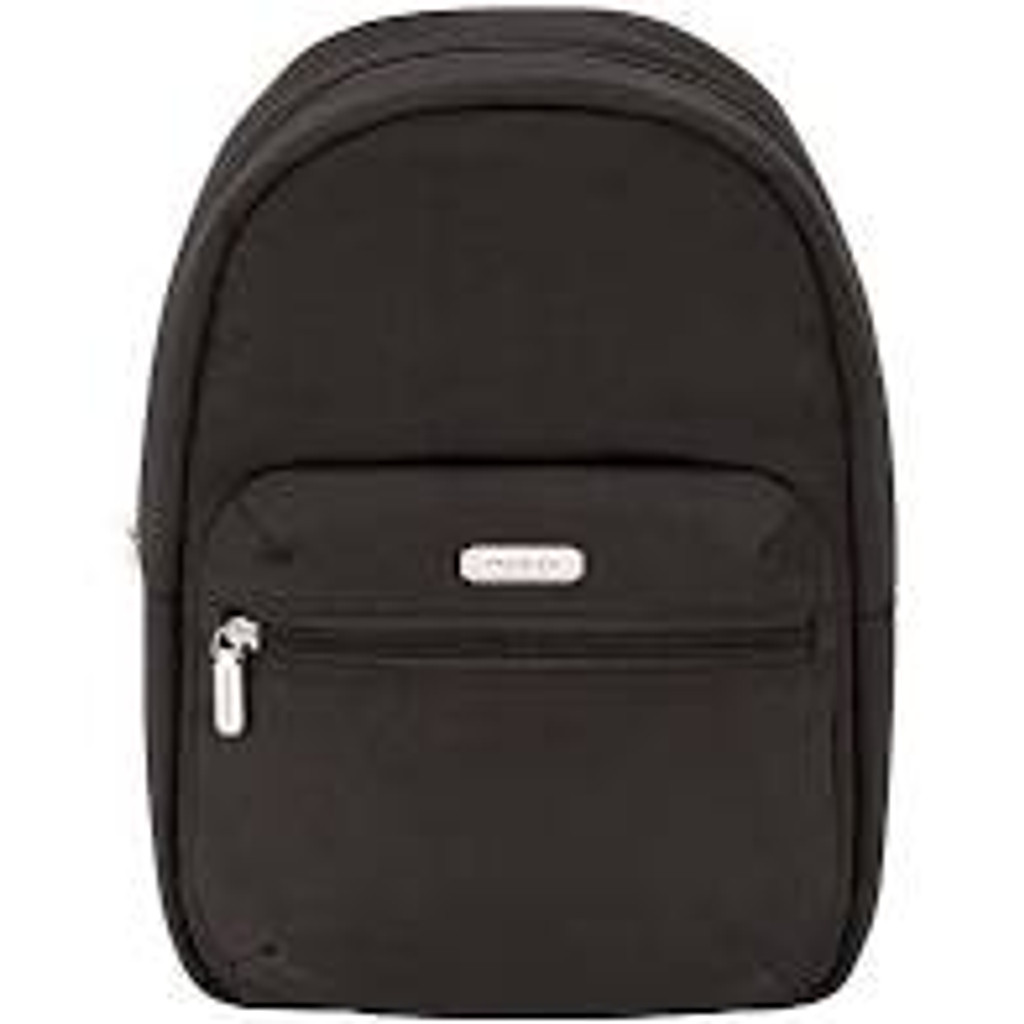 Anti-Theft Essentials Small Backpack, Black