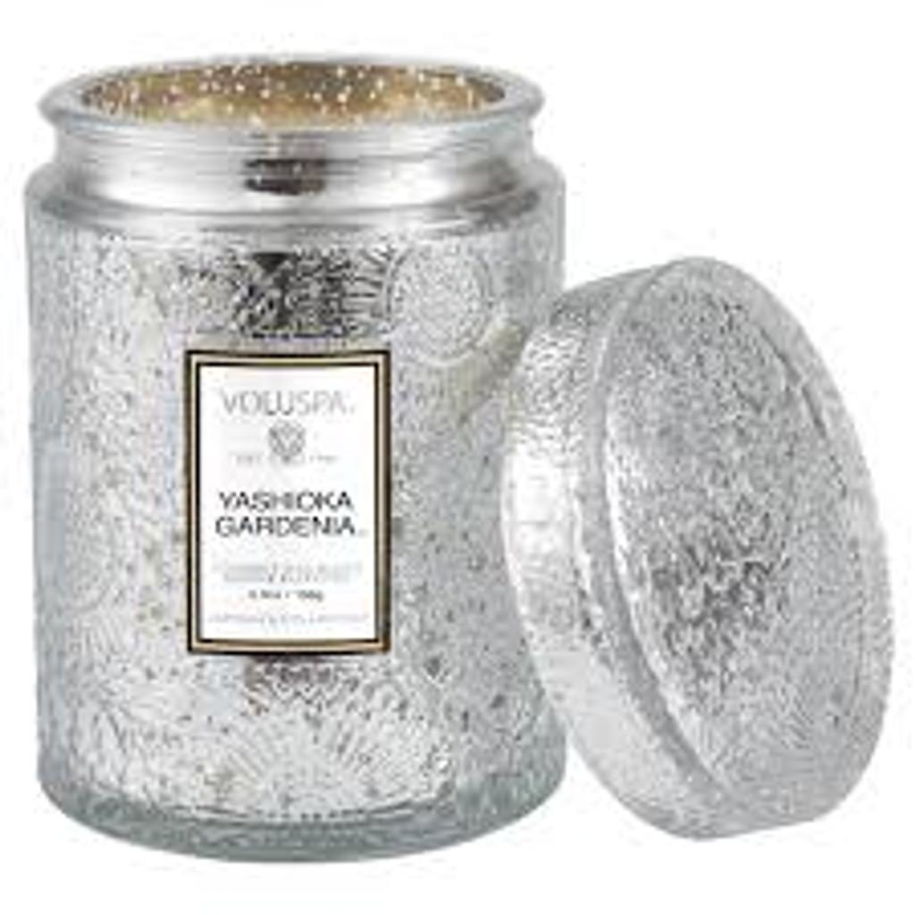 Yashioka Small Glass Jar Candle