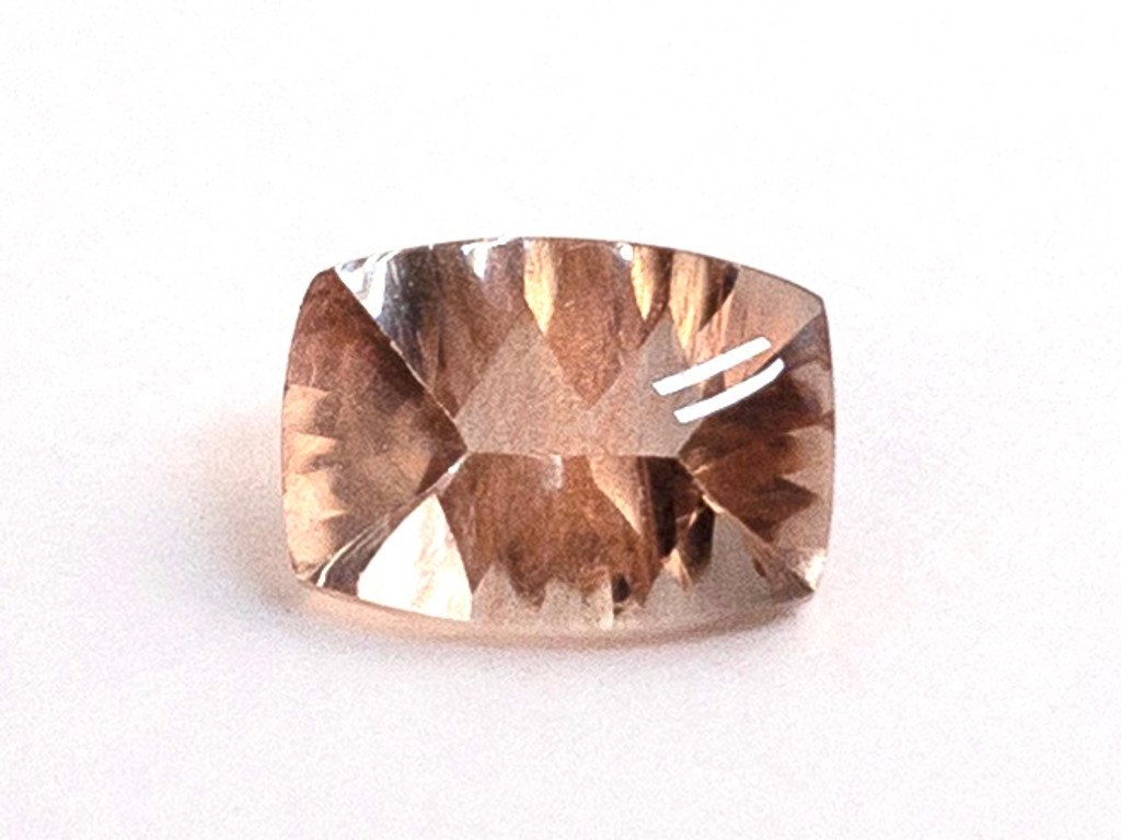 Oregon Sunstone 6.2mm x 8.6mm 1.4ct by The Crown Jewel