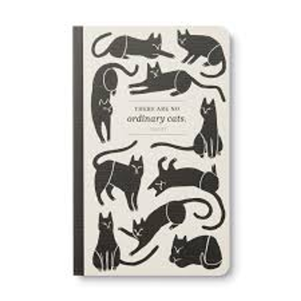 Write Now Journal, No Ordinary Cats