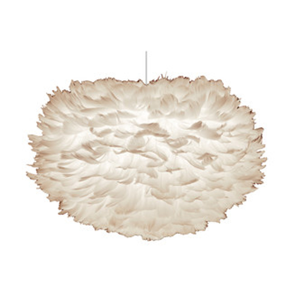 Eos Feather Pendant Light
