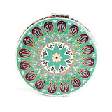 Mandala Mirror, Green