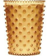 Cedarwood Bonfire Hobnail Candle