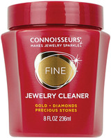 Connoisseurs Fine Jewelry Cleaner For Gold, Diamonds, and Precious Stones
