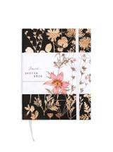 Sketchbook, Black Shine - Fireweed by Papaya