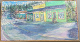 """Downtown Jacksonville 22"""" x 45"""" (approx)"""