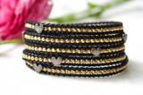 5 Wrap Bracelet - Heart
