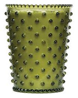 Pear Hobnail Candle
