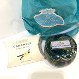 Caramels and a Candle Gift Bundle