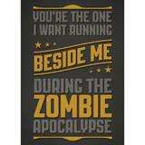 Friends, Zombie Apocalypse