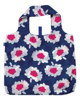 Adelaide Magenta Floral Reusable Shopping Tote