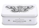 Moth Match Tin