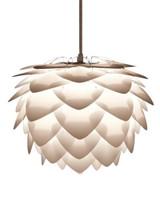 Silvia White Pendant Light