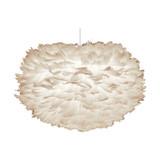 Eos Large Feather Pendant Light