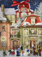 Coppenrath In the Christmas Avenue Wall Advent Calendar