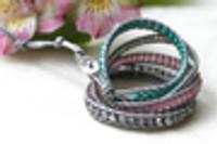 5 Wrap Bracelet - Hail