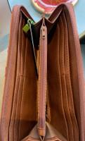 Viaggio Horse Wallet Vegan Leather