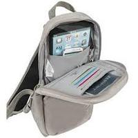 Anti-Theft Classic Sling Bag, Black